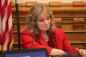 State Superintendent Glenda Ritz has been leading a group of educators in identifying potential solutions to Indiana's teacher shortage. (Photo Credit: Rachel Morello/StateImpact Indiana)