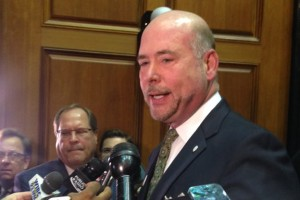 House Speaker Brian Bosma, R-Indianapolis (Photo Credit: Rachel Morello/StateImpact Indiana)