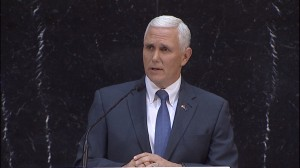 Governor Pence delivered his State of the State speech in 2016.