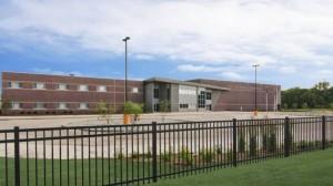 Thea Bowman Leadership Academy's high school campus in Gary.