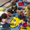 The IN Region 4 Migrant Preschool Center, a free preschool for migrant children teaches students, age 2 to 5, in English and Spanish to prepare migrant children for school, wherever it may be. (Peter Balonon-Rosen/Indiana Public Broadcasting)