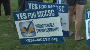 Monroe County Schools is one of nine school referenda questions asking voters to raise property taxes to fund schools.