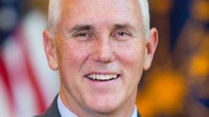 Vice President-elect and Indiana Gov. Mike Pence. (State of Indiana)
