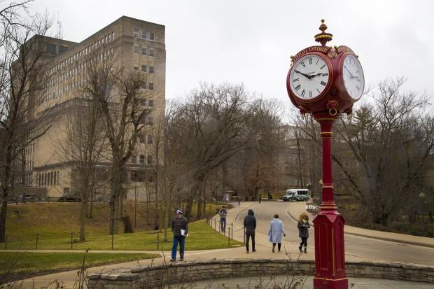 Indiana University. (Peter Balonon-Rosen/Indiana Public Broadcasting)