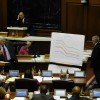 Rep. Ed DeLaney (D-Indianapolis) argues against the House Republicans proposed 2017-19 budget on Thursday, Feb. 23 at the Indiana Statehouse (Credit: Indiana House Democrats)