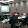 The Indiana State Board of Education. (Eric Weddle/WFYI)