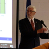 MCS CFO Bob Coddington talks about restructuring the district's debt. (Tony Sandleben/IPR)