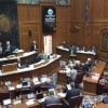 Lawmakers heard testimony in the House Chamber during their meeting Tuesday. (Jeanie Lindsay/IPB News)