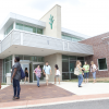 The Ivy Tech Keith Busse Steel Dynamics Tech Center in Fort Wayne. (Photo courtesy of Ivy Tech Community College)