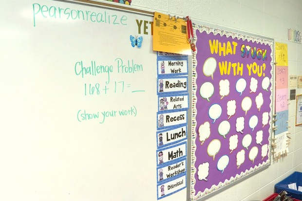 This year does mark a record high for the number of students using vouchers who have never attended public school in Indiana. (Jeanie Lindsay/IPB News)