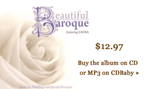 Beautiful Baroque: Music for Weddings and Special Moments; Buy the Album on CD or MP3