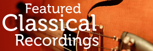 Featured Classical Recordings logo