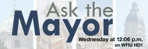 Ask the Mayor logo
