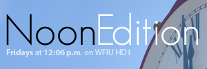 Noon Edition logo