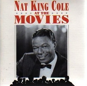 Nat King Cole At The Movies Album Cover