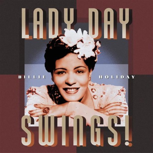 Billie Holiday Lady Swings Album Covver