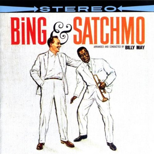Bing Crosby and Louis Armstrong album cover