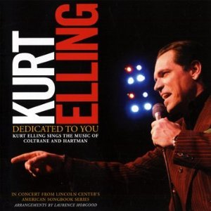 kurt elling dedicated to you album cover