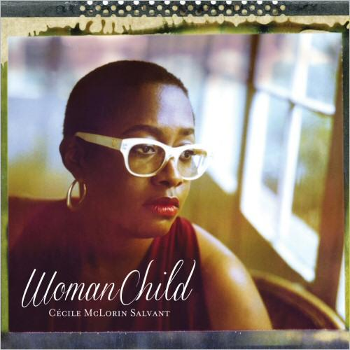 The cover for Cecile McLorin Salvant's CD WomanChild.