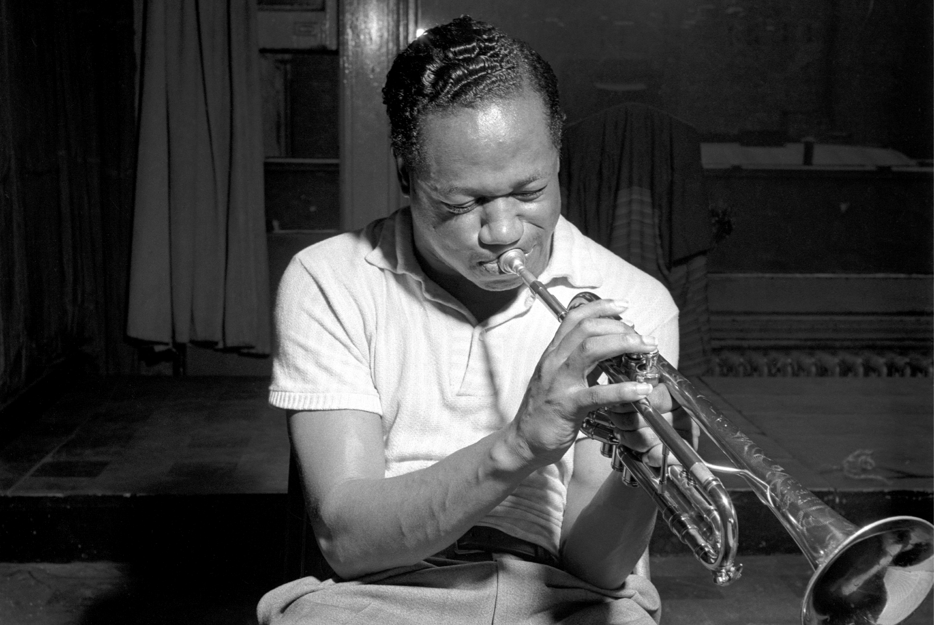 clifford brown in 1953