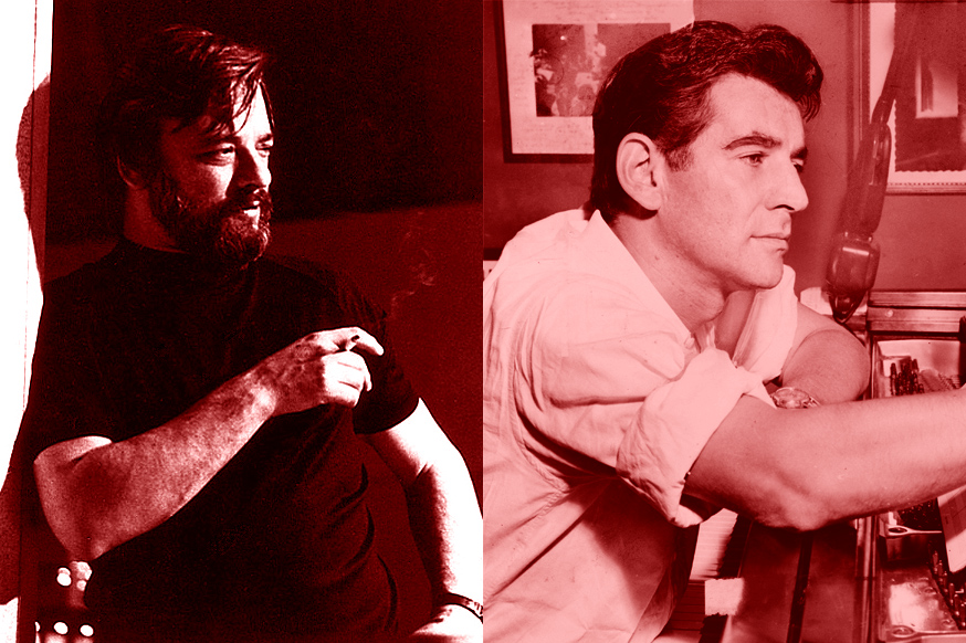 Stephen Sondheim and Leonard Bernstein were two innovators of musical theater, whose songs have since become jazz standards.