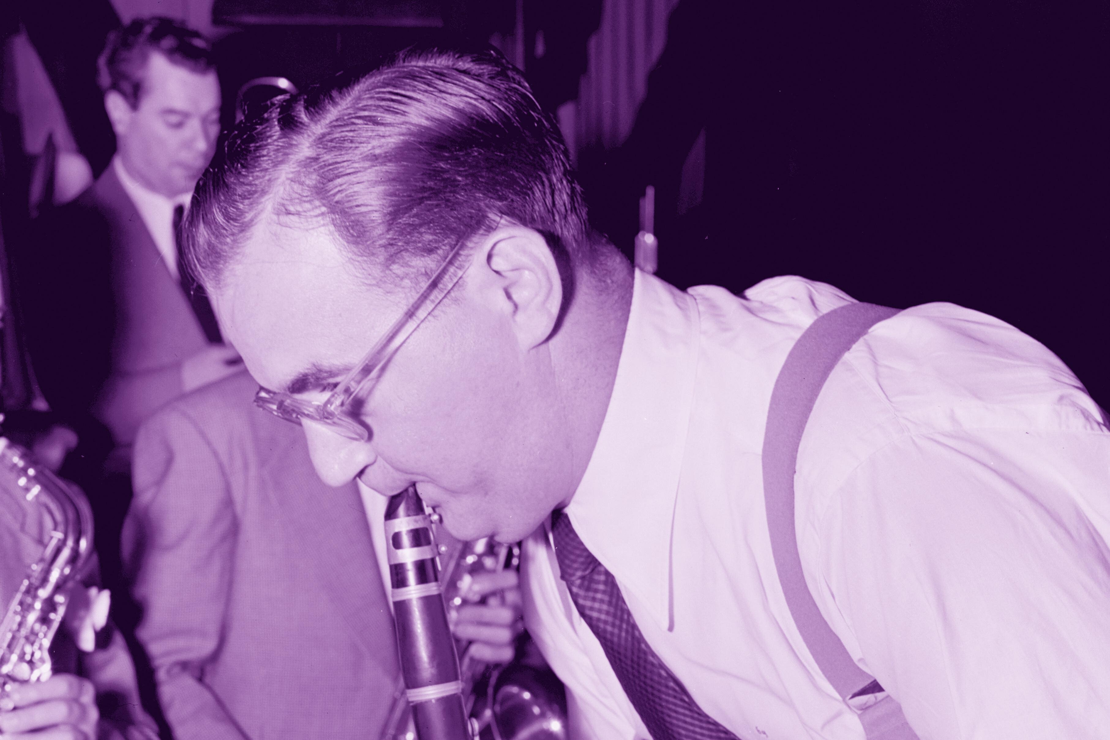 Portrait of Benny Goodman, 400 Restaurant, New York, N.Y., ca. July 1946