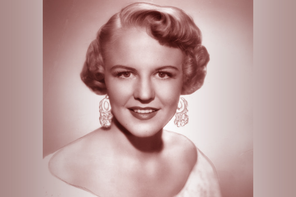 """Peggy Lee wrote many of her famous tunes, including """"It's A Good Day,"""" """"I Love Being Here With You,"""" and """"Fever."""""""