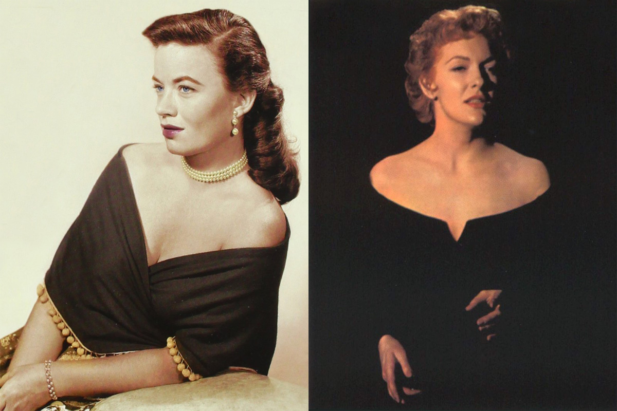 Lucy Ann Polk and Lucy Reed, two often overlooked singers from the 1950s.