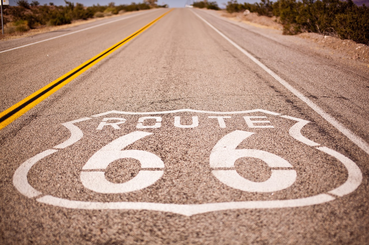 We're travelling down Route 66 to explore the music from different U.S. States!