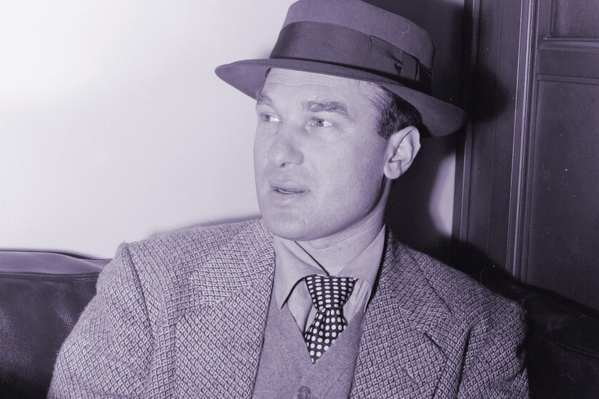 Norman Granz, the founder of Jazz At The Philharmonic and Verve Records, circa November 1947.