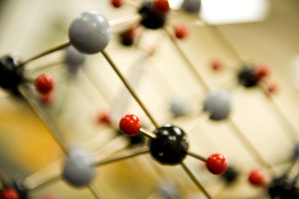 Inside an atom