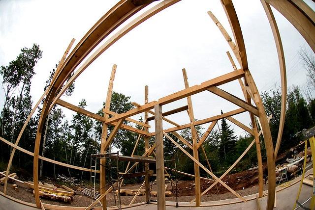 frame wood lumber