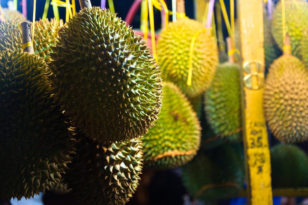 Durians (Jasin Bushanaief, Flickr)