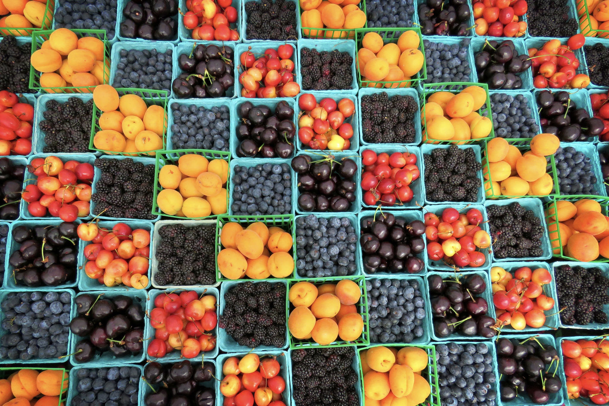 Antioxidants are found in many of the healthy foods you eat like blueberries, apricots, and seeds. (Bennilover, Flickr)