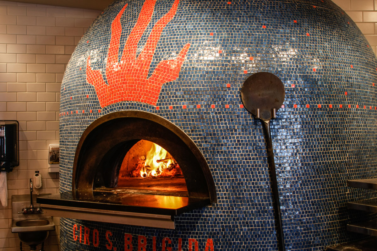 The Thermodynamics Of Pizza Ovens