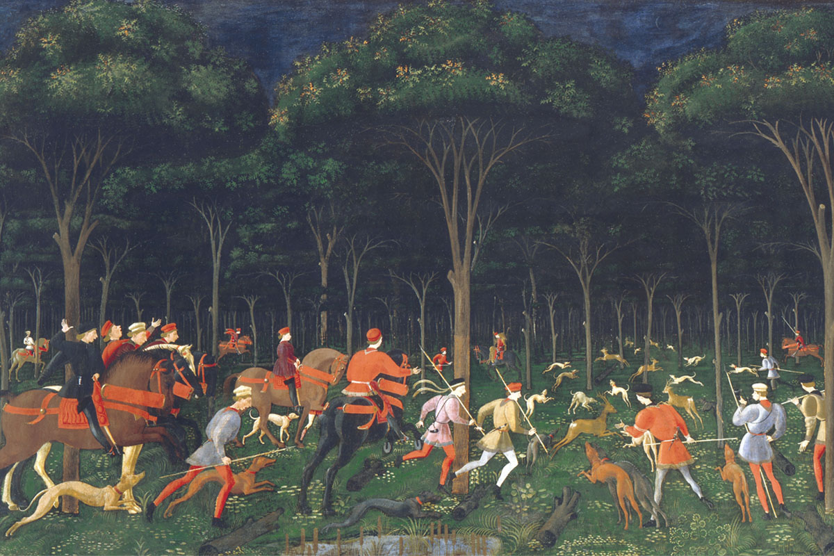 (Paolo Uccello, Wikimedia Commons)