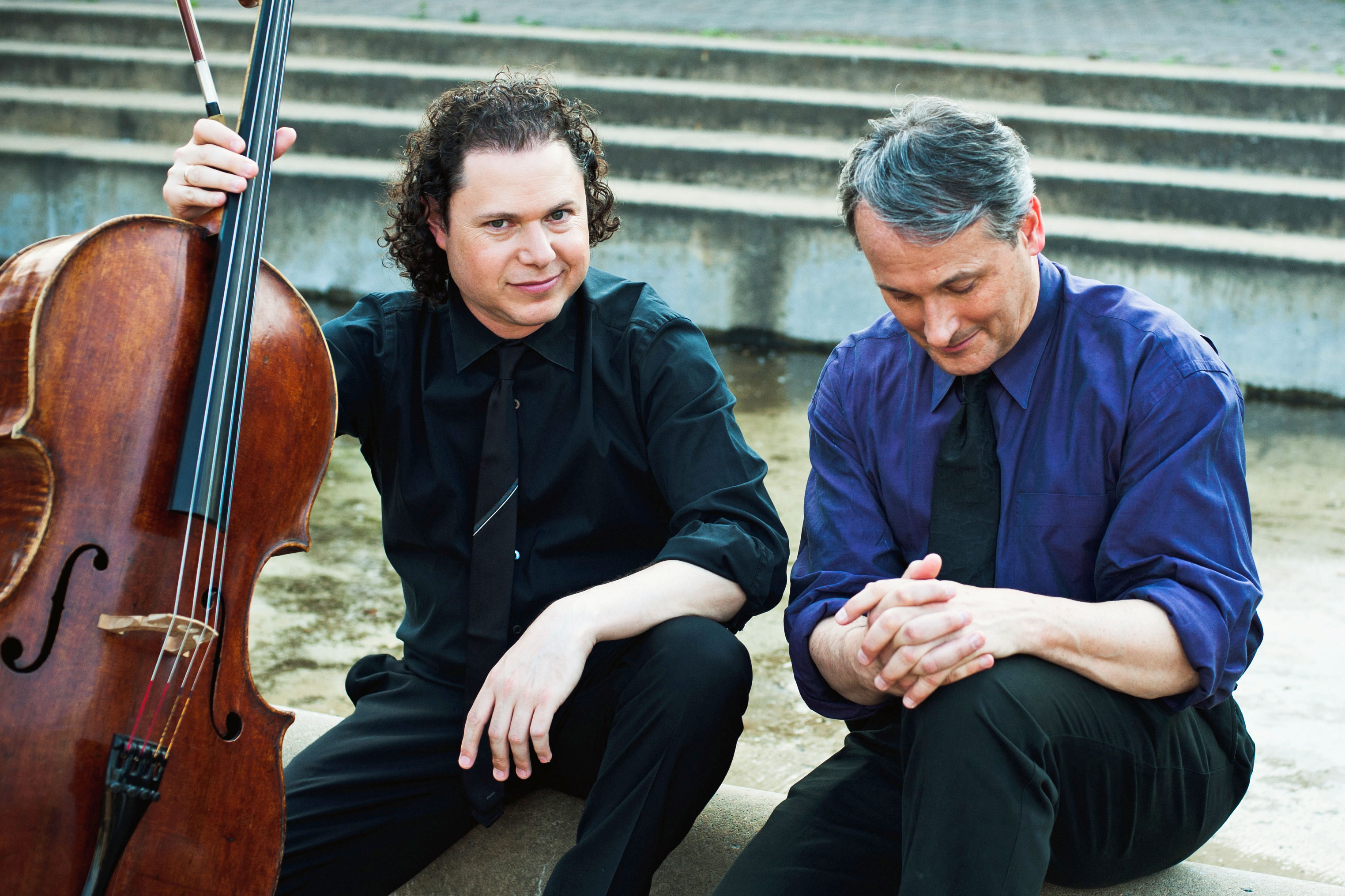 cello, matt haimovitz, christopher o'riley