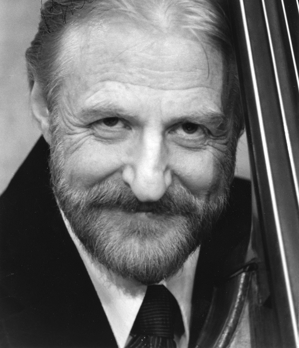 Bruce Bransby, double bass