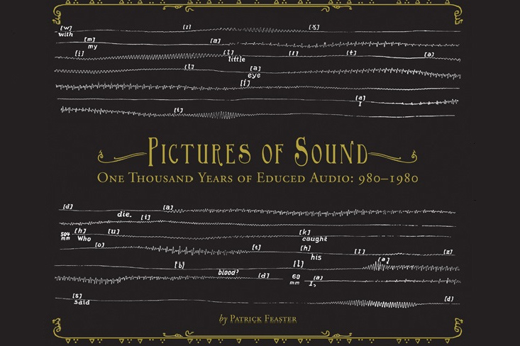 Pictures of Sound:1,000 Years of Educed Audio