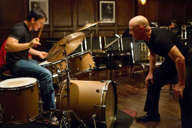 drummer and teacher from film Whiplash.
