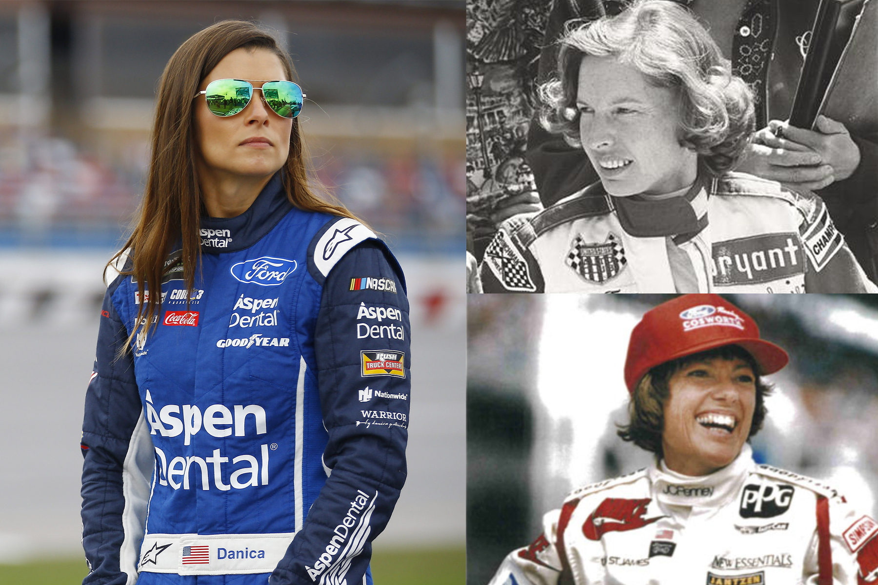 Danica Patrick, Janet Guthrie and Lyn St. James are just three of the women to make their mark on the Indy 500