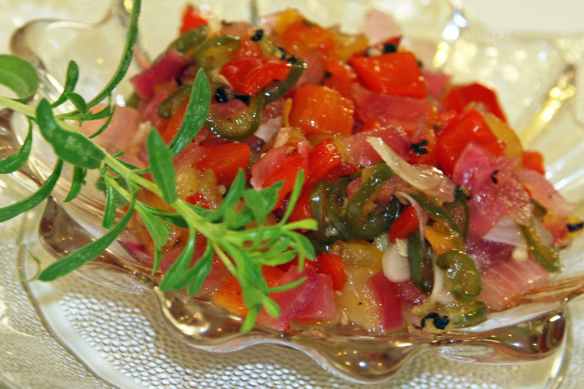 Pickled Pepper Relish
