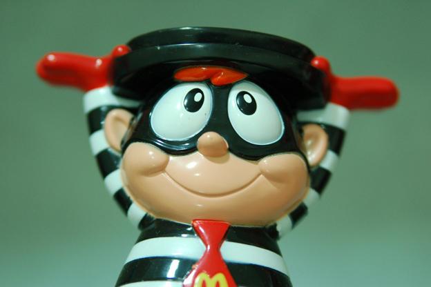 mcdonalds toy