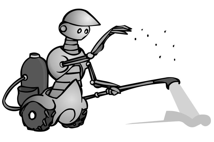farm robot