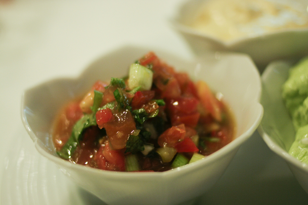 store-bought salsa