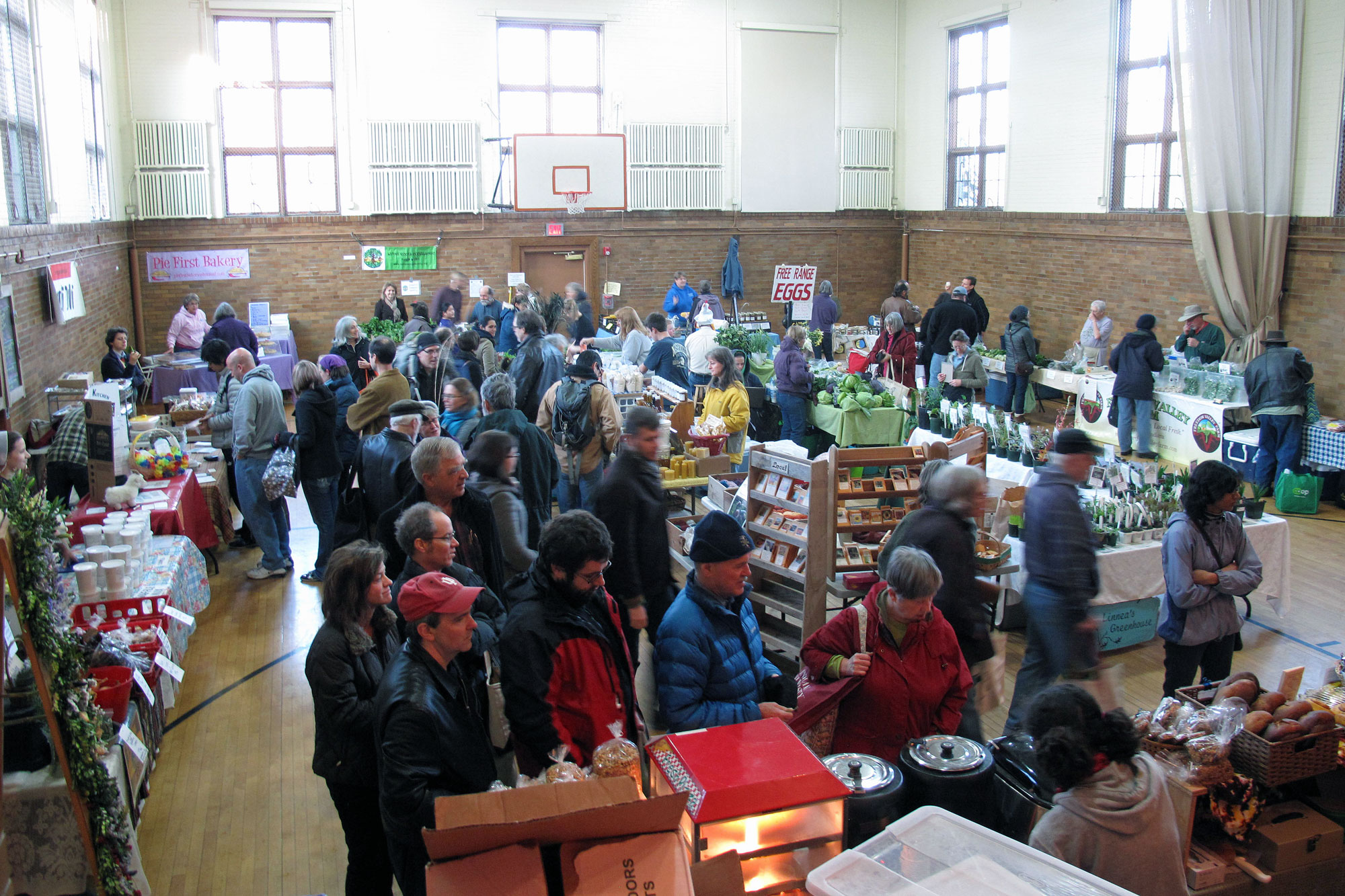 Bloomington Winter Farmers Market