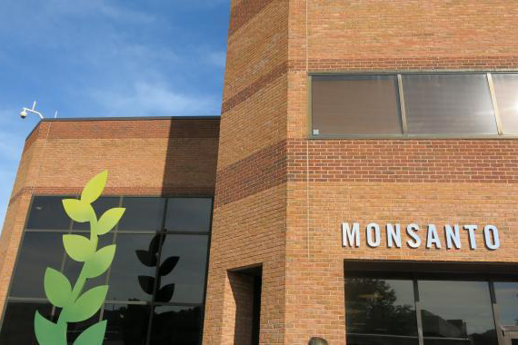 monsanto research campus