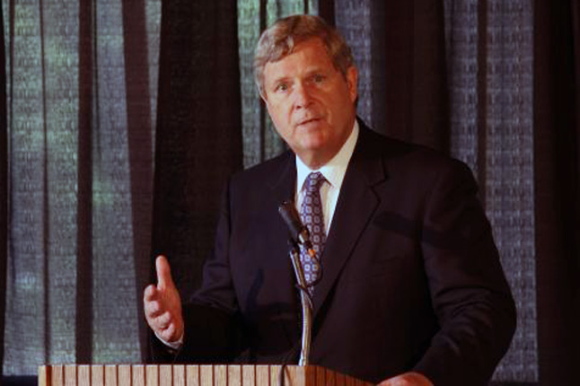 U.S. Department of Agriculture Secretary Tom Vilsack