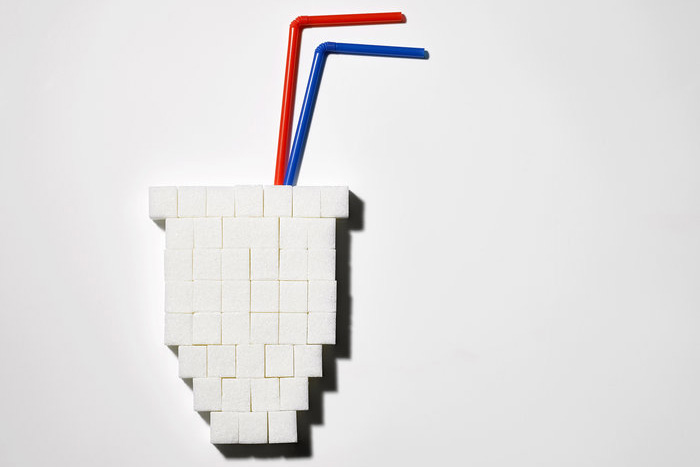 sugar cube design