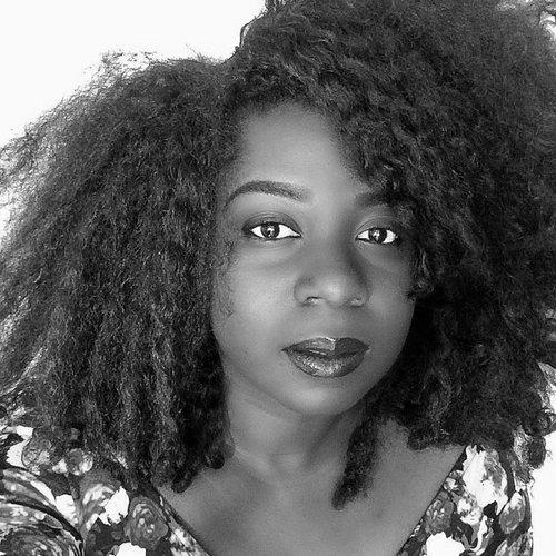 Yalie Kamara held the National  Book Critics Circle Emerging Critics Fellowship for 2017 (photo courtesy of the author)